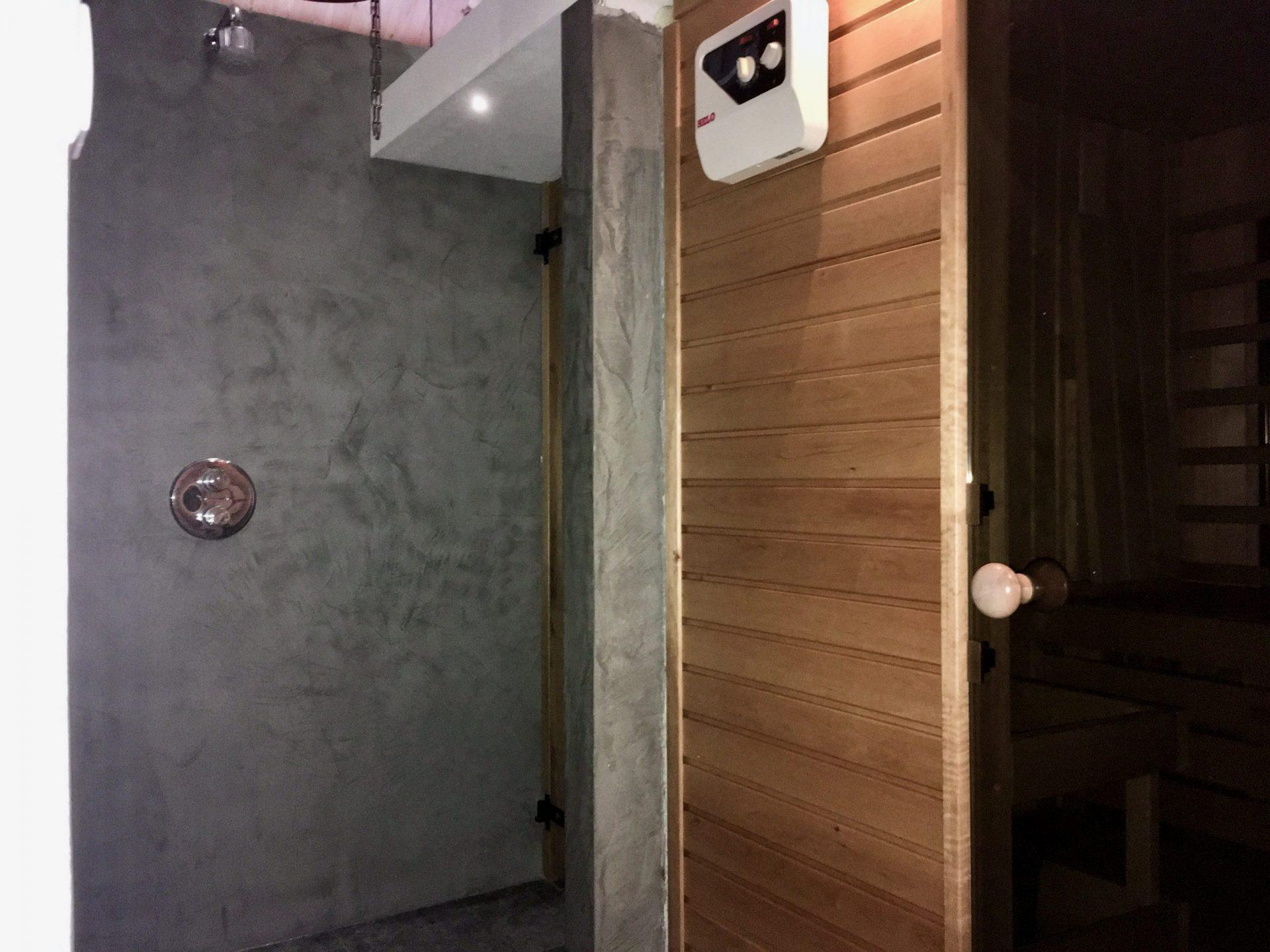 B&B Darthuizerpoort sauna