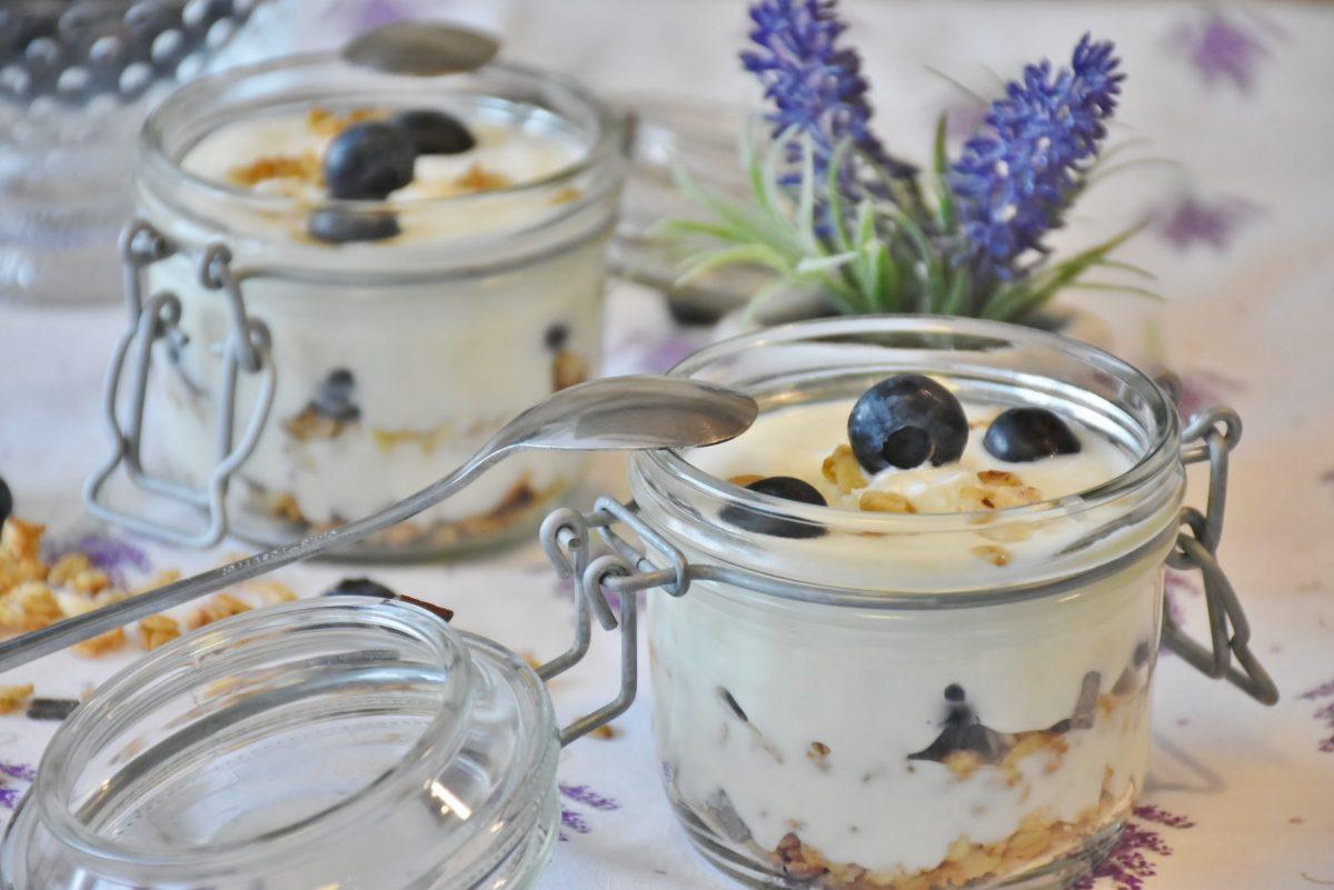 B&B Darthuizerpoort closeup yoghurt